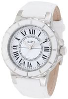 a_line 20010 Marina White Dial White Leather