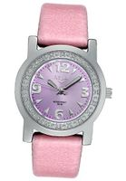 Pink Dial Pink Leatherette