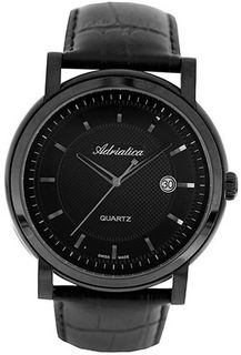 Adriatica Gents Leather 8198.B214Q