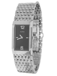 ALFEX Slim Line Collection 5473/001 Stainless Steel Swiss by Georg Plum