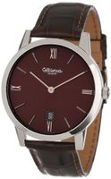 Altanus Geneve 7889-01 Master Slim Swiss Quartz Stainless Steel and Sapphire Glass