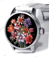 Angular Momentum Artisan Time Piece Collection Axis Charming Flowers