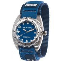 Animal WW3WC012-882 Zepher Blue Fabric Strap