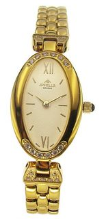 Appella Ladies Fancy Oval 4240A-1002
