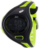 ASICSC CQAR0308 - WATCH UNISEX - QUARTZ - BLACK - GREEN