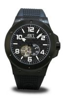 AWI Automatic Self Winding Black PVD Plating Case/Transparent Case Back
