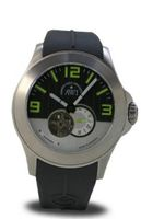 AWI Automatic Self Winding Titanium; Transparent Case Back