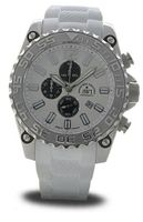 AWI Quartz Chronograph Stainless Steel Case