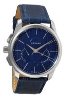 Azzaro AZ2060.13EE.000 Legand Chronograph Blue Dial and Strap