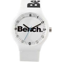 Bench BC0386WH All White
