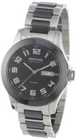 Bering Ceramic Black Gents 11341-742
