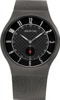 Bering Slim Radio Collection Atomic for men Slim Line Radio Controlled