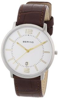 Bering Time 11139-501 White Brown