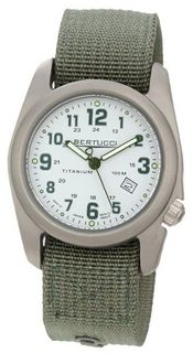 Bertucci 12706 A-2T Field Colors Durable Titanium Field