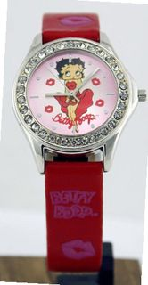 Betty Boop Heart Shaped Leather BB-W313B