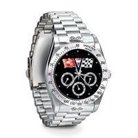 Corvette Chronograph Stainless Steel : A Legend For All Time