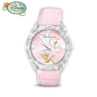 Disney Tinker Bell Believe Rotating by The Bradford Exchange