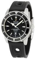 Breitling A1732024/B868 SuperOcean Heritage Black Dial