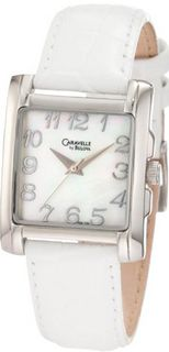 Caravelle by Bulova 43L134 Leather Strap