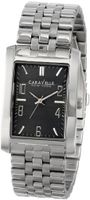 Caravelle New York 43A118 Analog Display Japanese Quartz White