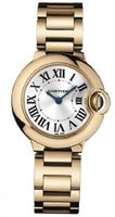 Cartier Ballon Bleu 18kt Pink Gold Small Ladies W69002Z2