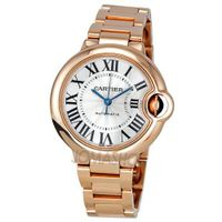 Cartier Ballon Bleu de Cartier 18k Pink Gold 33mm W6920068