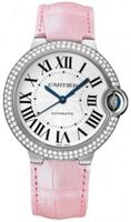 Cartier Ballon Bleu de Cartier 18k White Gold Medium WE900651