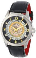 CCCP CP-7001-02 Sputnik 1 Limited Edition Analog Display Automatic Self Wind Black