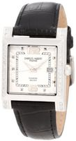 Charles-Hubert, Paris 18310-WBC Diamond Baleen Collection Stainless Steel Diamond