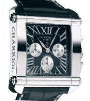 Charriol Actor Actor XL Chrono Black