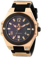 Chase-Durer 777.8BB Conquest Automatic COSC 18K Rose Gold-Plated