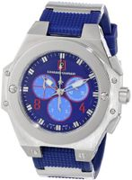 Chase-Durer 779.2SLL Conquest Sport Chronograph Stainless Steel and Titanium