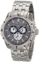 Chase-Durer 850.2TSS Crossfire Stainless Steel Chronograph