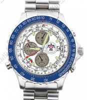 CHASE-DURER USAF Special Units USAF Thunderbirds Alarm Chronograph
