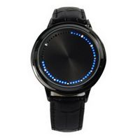 Fashion Cool Touch Screen LED Binary Wrist for