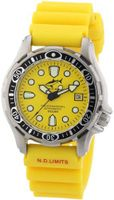 Chris Benz Automatic CB-500-Y-KBY CB-500-Y-KBY with Rubber Strap