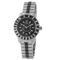 Christian Dior CD113115M001 Christal Black Dial Diamond