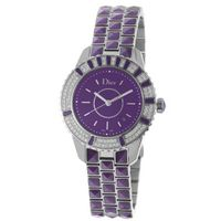 Christian Dior CD11311JM001 Christal Purple Dial Diamond