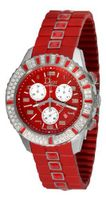 Christian Dior CD11431BR001 Christal Chronograph Diamond Red Dial