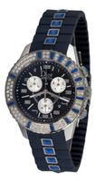 Christian Dior CD11431IR001 Christal Chronograph Diamond Blue Dial