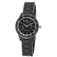 Christian Dior CD1231E0C001 Black VIII Black Dial Ceramic