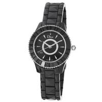 Christian Dior CD1231E0C002 Black VIII Black Diamond Dial Ceramic