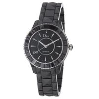 Christian Dior CD1245E0C001 Black VIII Black Dial Automatic