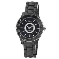 Christian Dior CD1245E0C002 Black VIII Black Diamond Dial Automatic