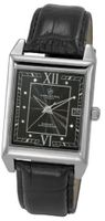 Christina Design London 9 Diamond Stainless Steel 500SBLBL With Leather Strap