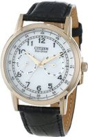 Citizen AO9003-16A Eco-Drive Rose Gold Tone Day-Date