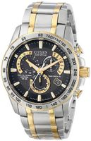 "Citizen AT4004-52E ""Perpetual Chrono A-T"" Two-Tone Stainless Steel"