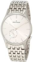 Claude Bernard 23093 3 AIN Classic Gents Silver Dial Stainless Steel