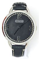 Coach  Black Leather Strap 14501640