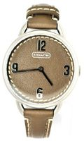 Coach  Brown Leather Strap 14501681